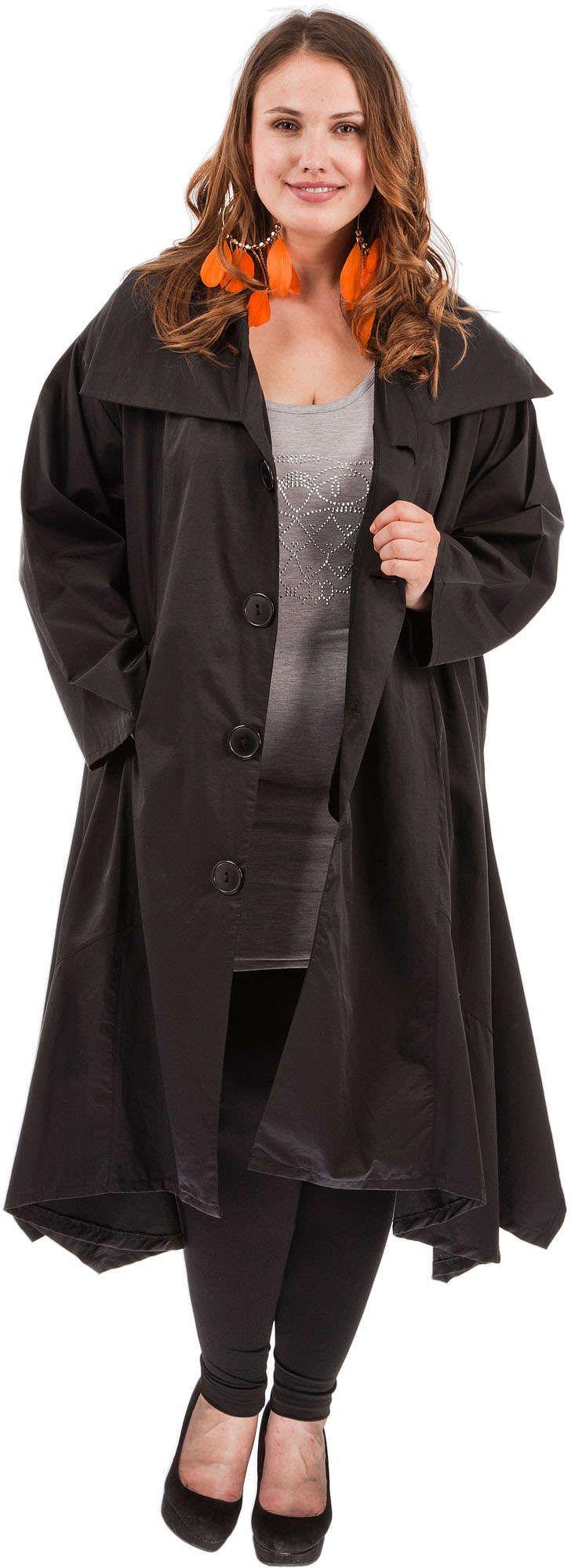 Пальто для полных блузки